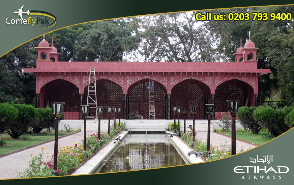 Mughal Garden In Karachi Zoo (Karachi).png